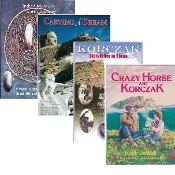 Crazy Horse Memorial 4-Book Set