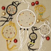 Dreamcatchers, by Jennifer Bixby, Cheyenne