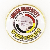 INDIAN UNIVERSITY OF NORTH AMERICA™ Lapel Pin